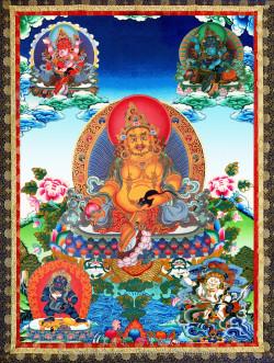 密教五財神