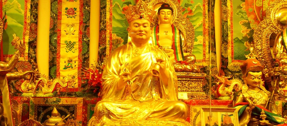 Main Shrine Padmakumara
